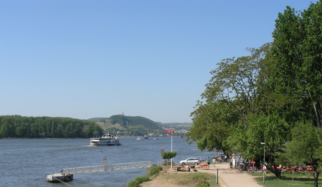 Rheinufer Geisenheim