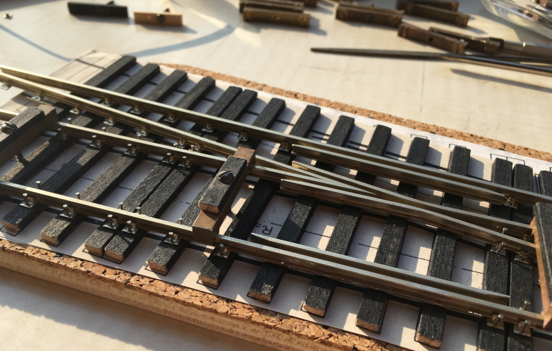 Schienenstühlchen